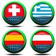 Icons flag Europe