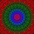 Maya geometrical fantasy